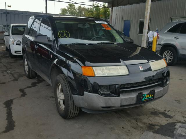 5GZCZ23D25S856939 - 2005 SATURN VUE BLACK photo 1