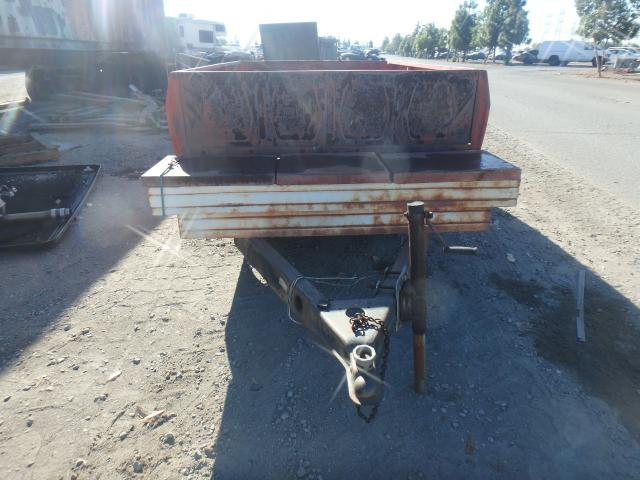 CA635976 - 2000 SPCN TRAILER ORANGE photo 2