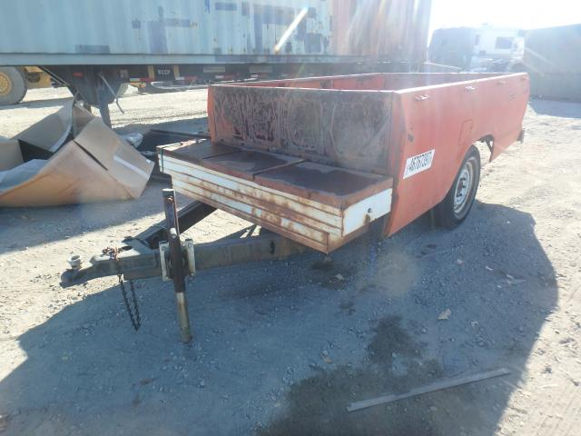 CA635976 - 2000 SPCN TRAILER ORANGE photo 3