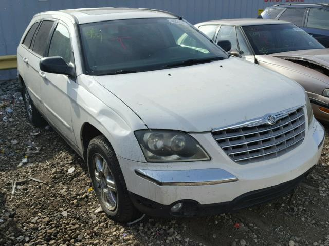 2C8GF68434R644593 - 2004 CHRYSLER PACIFICA WHITE photo 1