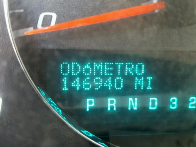 2G1WT58K679250212 - 2007 CHEVROLET IMPALA LT RED photo 8