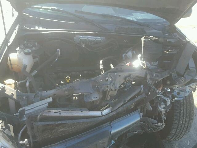 1FMCU0C75CKB44240 - 2012 FORD ESCAPE XLS TEAL photo 7