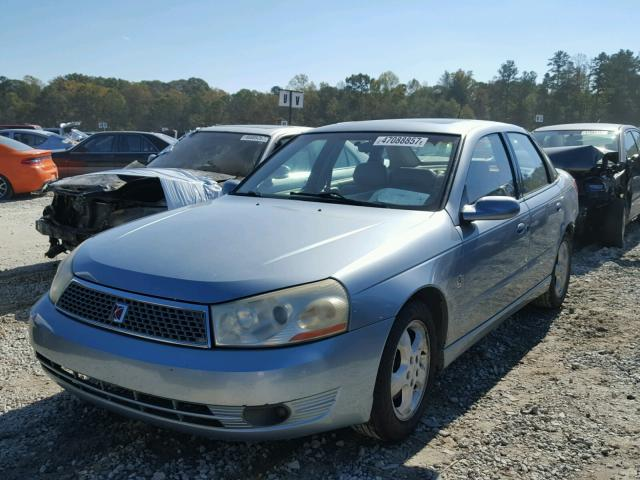 1G8JU54F03Y538850 - 2003 SATURN L200 BLUE photo 2