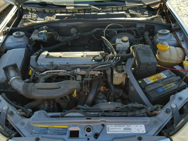 1G8JU54F03Y538850 - 2003 SATURN L200 BLUE photo 7