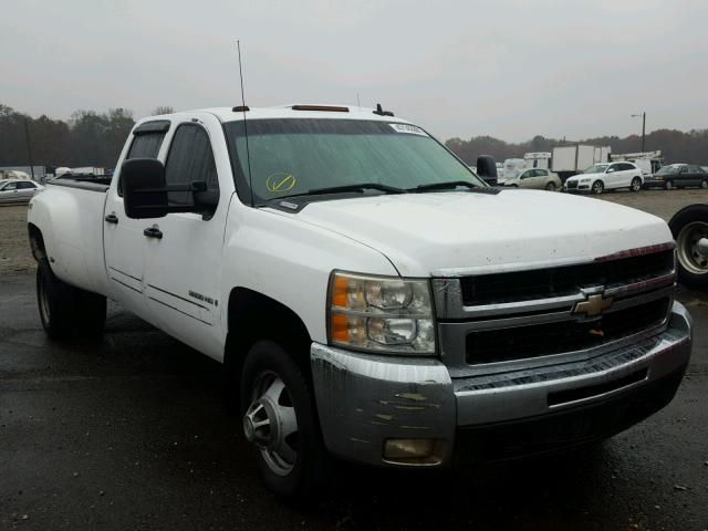 1GCJK336X8F165188 - 2008 CHEVROLET SILVERADO WHITE photo 1