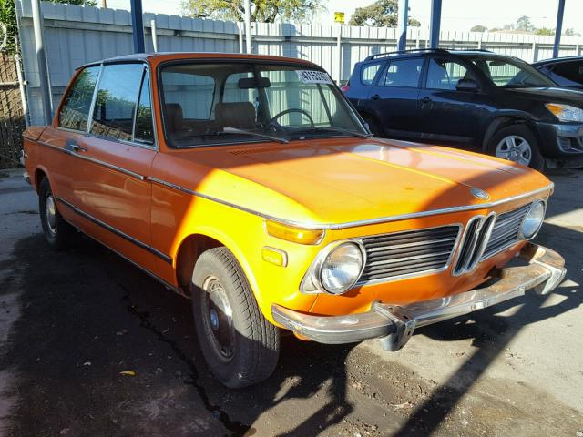 2587492 - 1973 BMW 2002 ORANGE photo 1