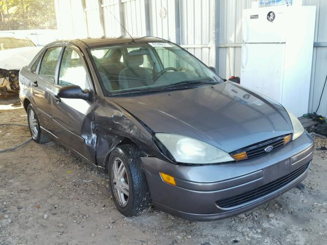 1FAFP34373W311492 - 2003 FORD FOCUS SE C GRAY photo 1