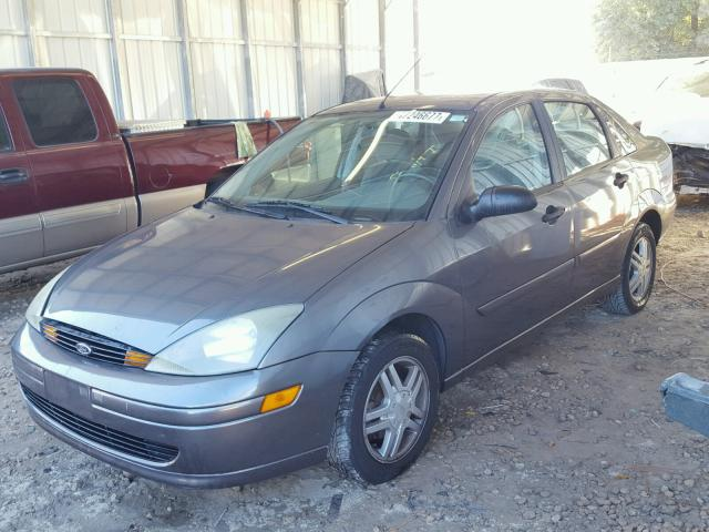 1FAFP34373W311492 - 2003 FORD FOCUS SE C GRAY photo 2