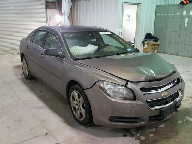 1G1ZB5E01CF186407 - 2012 CHEVROLET MALIBU LS TAN photo 1