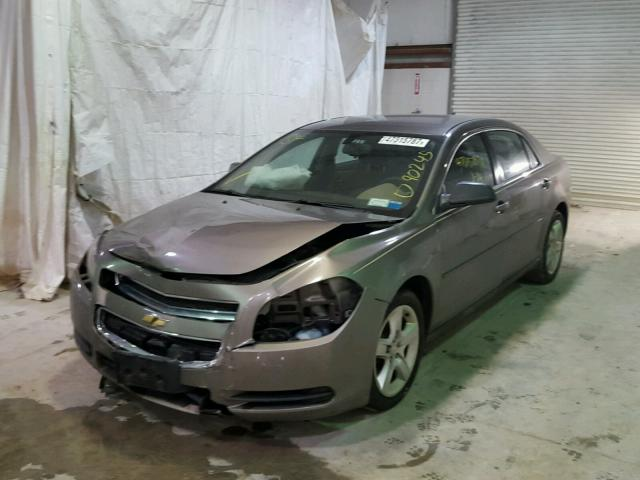 1G1ZB5E01CF186407 - 2012 CHEVROLET MALIBU LS TAN photo 2