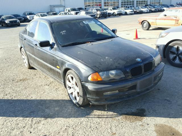 WBAAV33451FU94146 - 2001 BMW 325 I BLACK photo 1