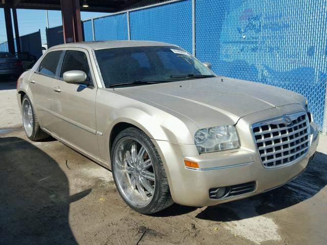 2C3JA53G55H566735 - 2005 CHRYSLER 300 TOURIN BEIGE photo 1