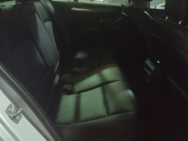 WBAFU7C58CDU62069 - 2012 BMW 535 XI SILVER photo 6