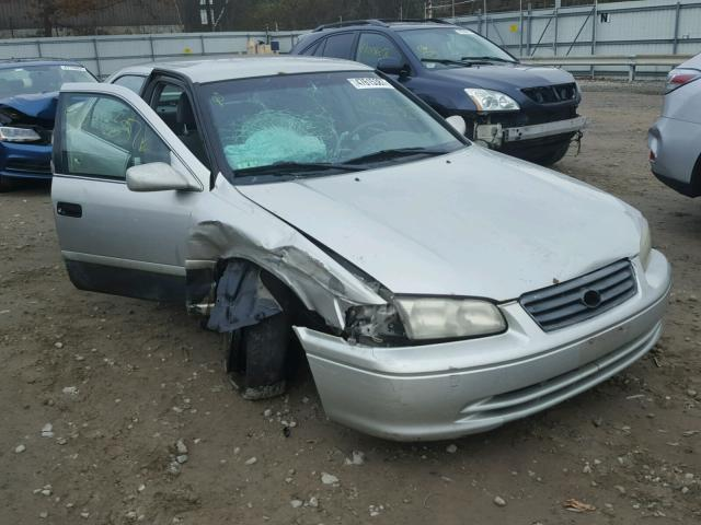 4T1BF22K31U115277 - 2001 TOYOTA CAMRY LE SILVER photo 1