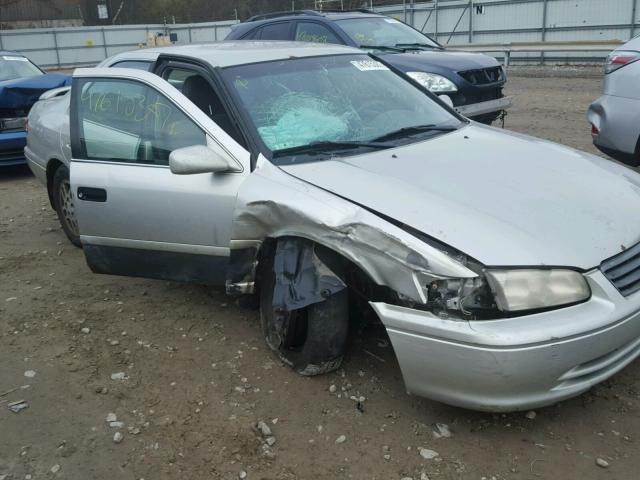 4T1BF22K31U115277 - 2001 TOYOTA CAMRY LE SILVER photo 9