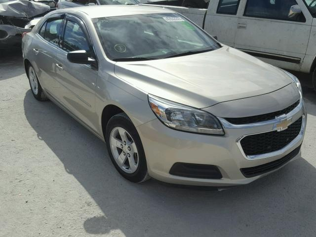 1G11B5SL7FF253236 - 2015 CHEVROLET MALIBU LS TAN photo 1