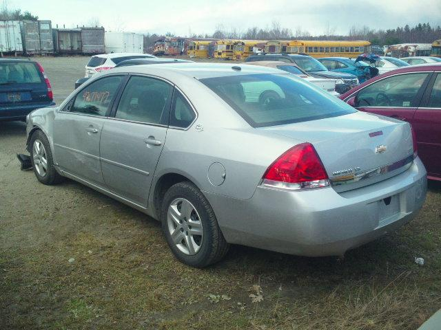 2G1WB58N979153633 - 2007 CHEVROLET IMPALA LS SILVER photo 3