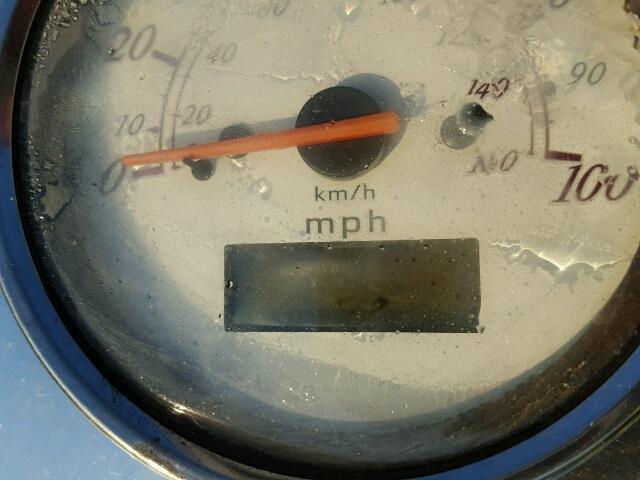 JH2RC44393M703563 - 2003 HONDA VT750 CDA BLACK photo 8
