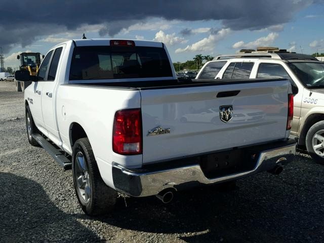 1C6RR6GT7GS284443 - 2016 RAM 1500 SLT WHITE photo 3