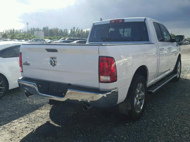 1C6RR6GT7GS284443 - 2016 RAM 1500 SLT WHITE photo 4
