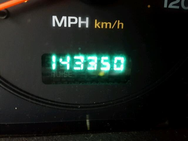 1J4G248S0YC331624 - 2000 JEEP GRAND CHER BROWN photo 8