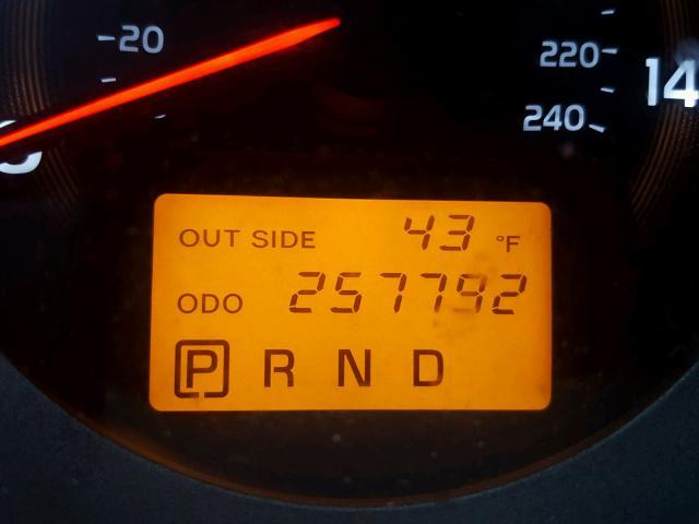 JTMBK32V086037488 - 2008 TOYOTA RAV4 SPORT GREEN photo 8
