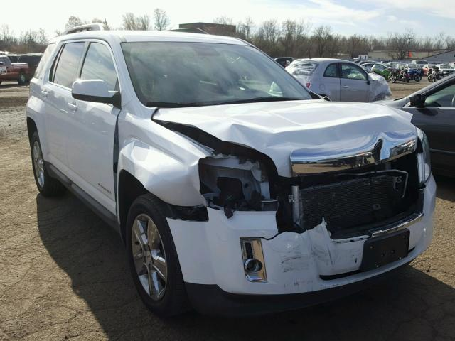 2GKFLWE37E6314917 - 2014 GMC TERRAIN SL WHITE photo 1