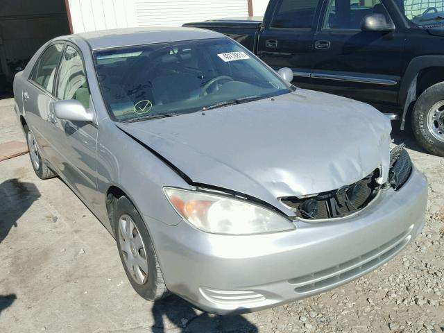 4T1BE32K43U766526 - 2003 TOYOTA CAMRY LE SILVER photo 1