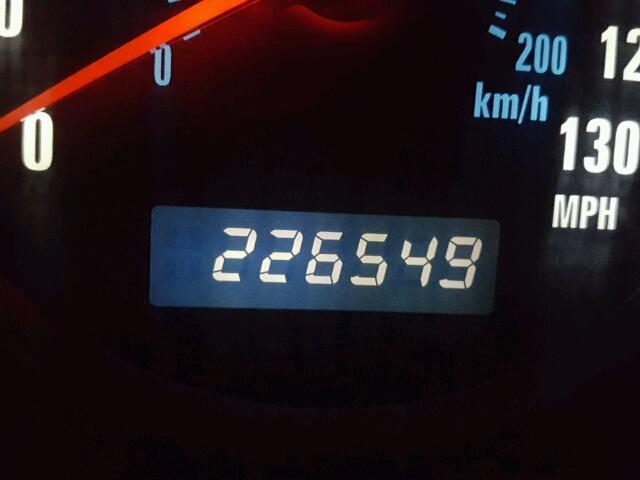 JS3TX92V134115632 - 2003 SUZUKI XL7 PLUS GREEN photo 8