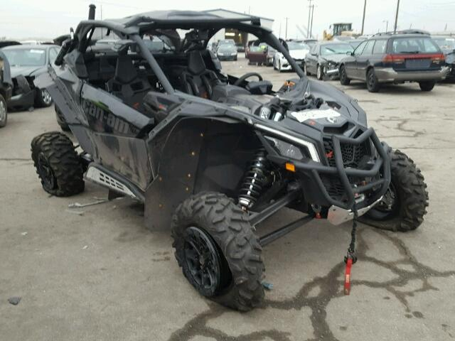 3JBVXAW27HK000164 - 2017 CAN-AM MAVERICK X BLACK photo 1