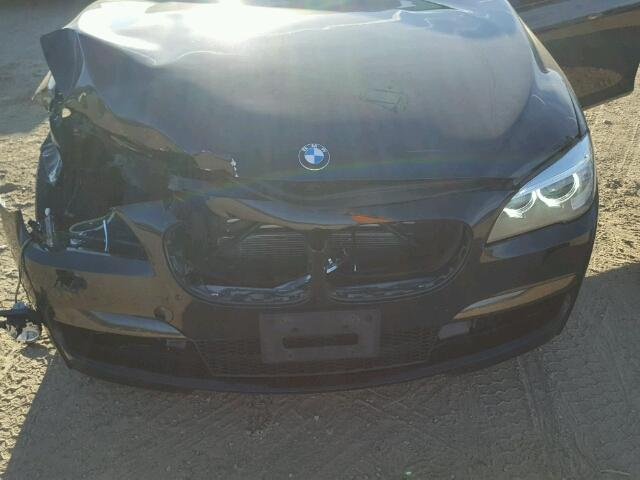 WBAYF8C54DD140619 - 2013 BMW 750LI XDRI BLACK photo 7