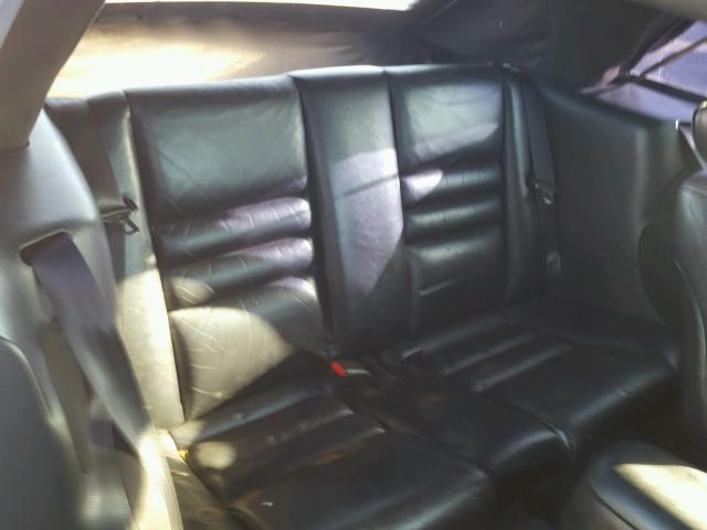 1FALP45X7TF203691 - 1996 FORD MUSTANG GT BLACK photo 6