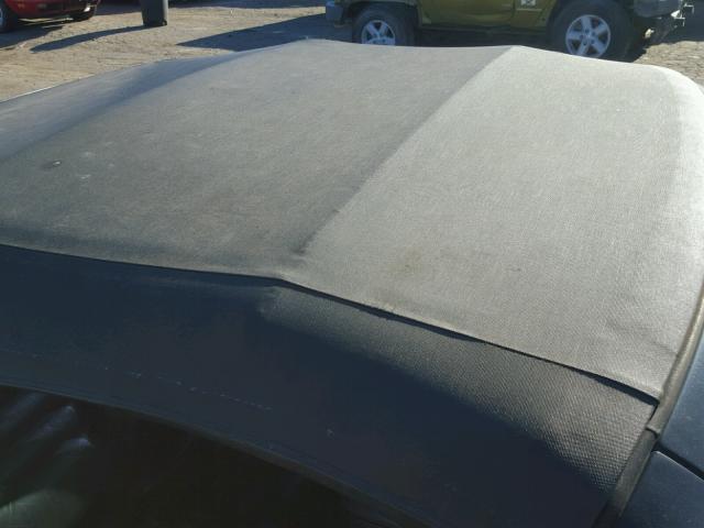 1FALP45X7TF203691 - 1996 FORD MUSTANG GT BLACK photo 9