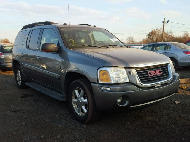 1GKET16S656153678 - 2005 GMC ENVOY XL SILVER photo 1