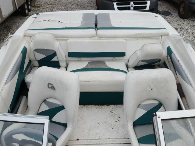 GLA21025L900 - 2000 GLAS 165 RX WHITE photo 6