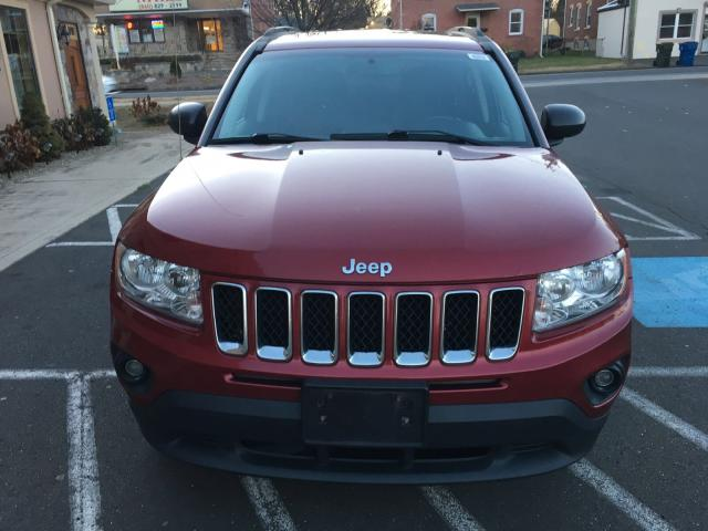 1J4NF1FB4BD149746 - 2011 JEEP COMPASS SP RED photo 5