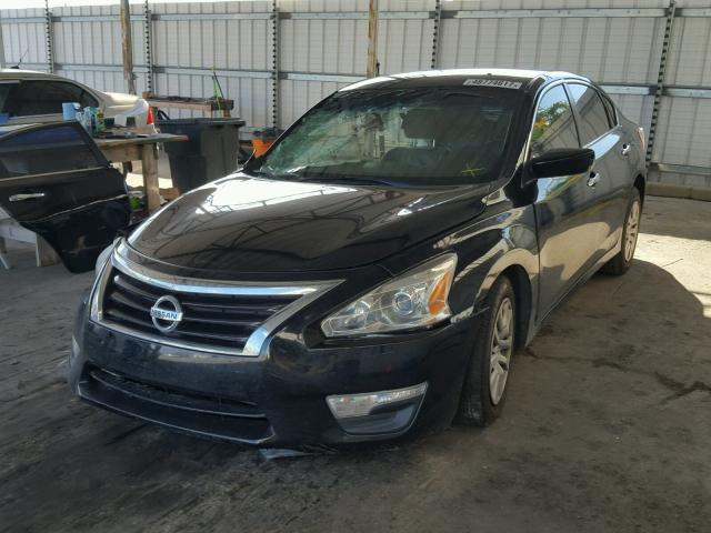 1N4AL3APXDN533089 - 2013 NISSAN ALTIMA 2.5 BLACK photo 2