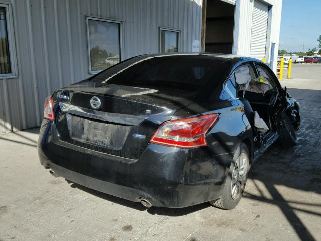 1N4AL3APXDN533089 - 2013 NISSAN ALTIMA 2.5 BLACK photo 4