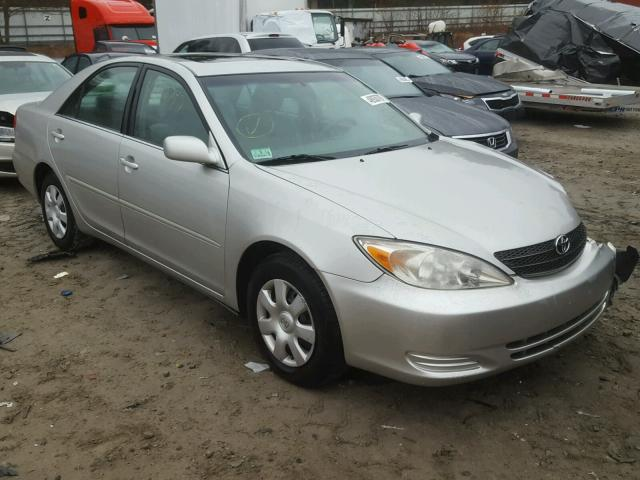 4T1BE32K64U273464 - 2004 TOYOTA CAMRY LE GRAY photo 1