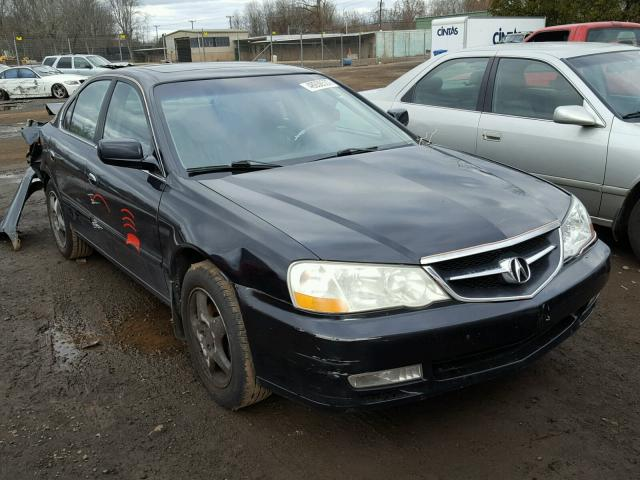 19UUA56613A083655 - 2003 ACURA 3.2TL BLACK photo 1