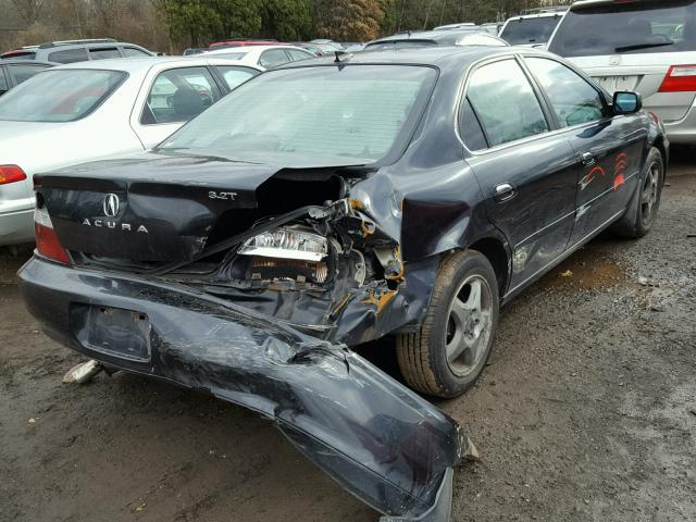 19UUA56613A083655 - 2003 ACURA 3.2TL BLACK photo 4