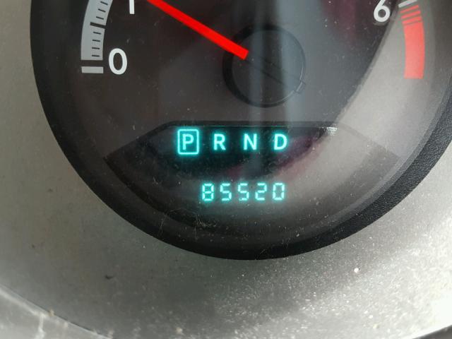 1B3CC4FB5AN174673 - 2010 DODGE AVENGER SX WHITE photo 8