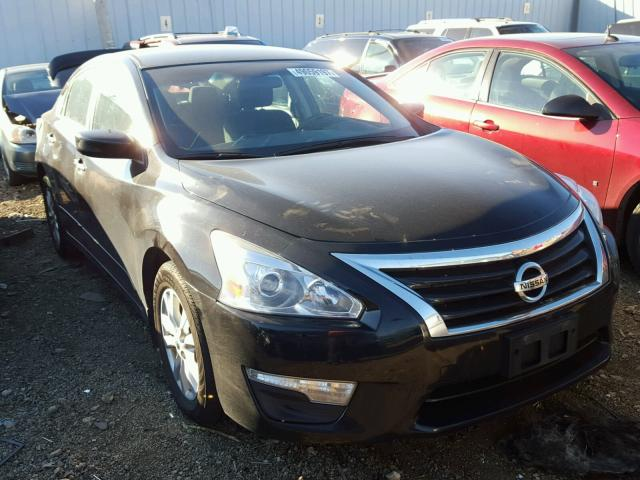 1N4AL3AP4EC188994 - 2014 NISSAN ALTIMA 2.5 BLACK photo 1