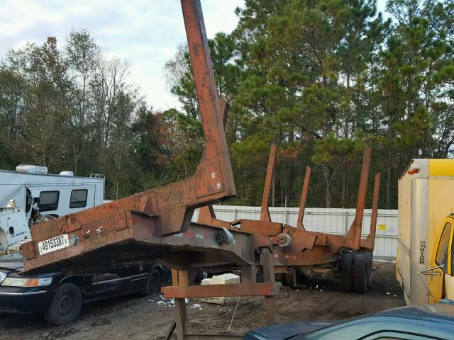 FLT3434W - 1984 HMDE TRAILER BROWN photo 2