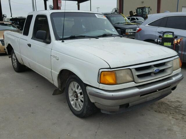 1FTCR14A2SPA93450 - 1995 FORD RANGER SUP WHITE photo 1