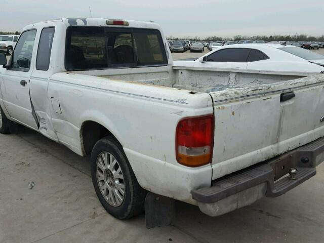 1FTCR14A2SPA93450 - 1995 FORD RANGER SUP WHITE photo 9