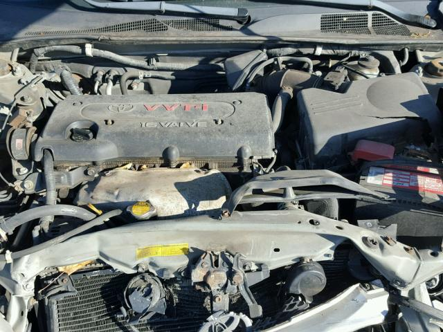 4T1BE32K03U141752 - 2003 TOYOTA CAMRY LE SILVER photo 7