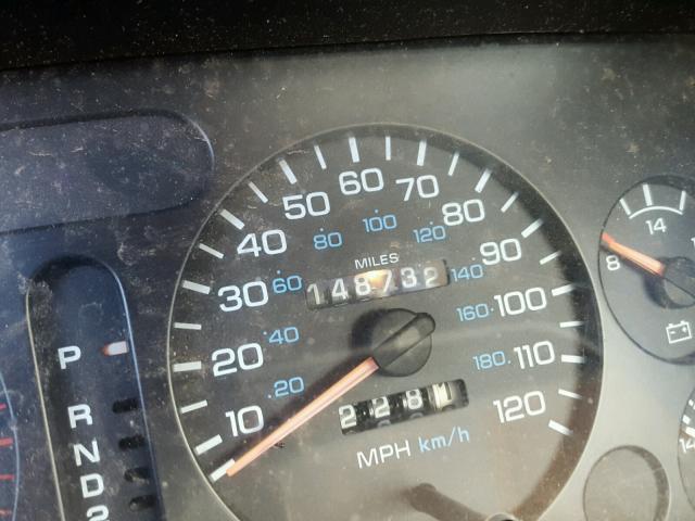 1B7KF26C0SS215048 - 1995 DODGE RAM 2500 SILVER photo 7
