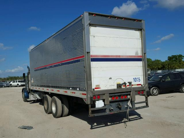 1XP5DB9X63D805566 - 2003 PETERBILT 379 BLUE photo 3