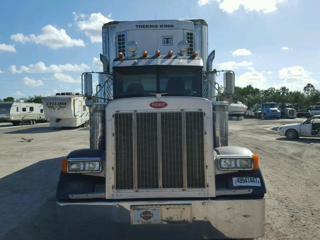 1XP5DB9X63D805566 - 2003 PETERBILT 379 BLUE photo 9